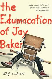Book Cover for THE EDUMACATION OF JAY BAKER