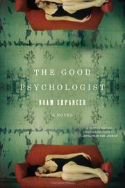 THE GOOD PSYCHOLOGIST by Noam Shpancer