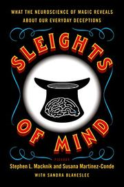 Book Cover for SLEIGHTS OF MIND