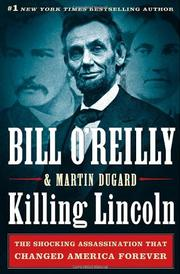 Cover art for KILLING LINCOLN