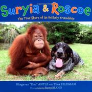 Book Cover for SURYIA & ROSCOE