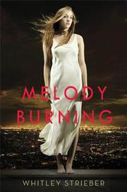 Book Cover for MELODY BURNING