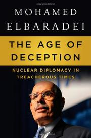 THE AGE OF DECEPTION by Mohamed ElBaradei