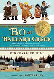 BO AT BALLARD CREEK by Kirkpatrick Hill
