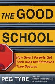 Cover art for THE GOOD SCHOOL