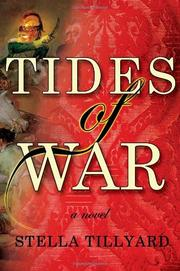 Cover art for TIDES OF WAR