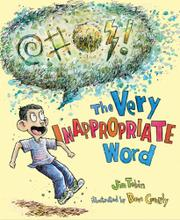 THE VERY INAPPROPRIATE WORD by Jim Tobin