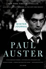 WINTER JOURNAL by Paul Auster