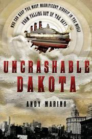 UNCRASHABLE DAKOTA by Andy Marino