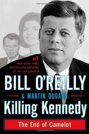 Cover art for KILLING KENNEDY