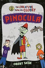 PINOCULA by Obert Skye