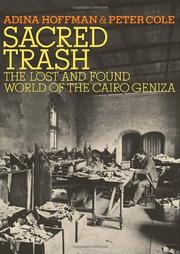 Book Cover for SACRED TRASH