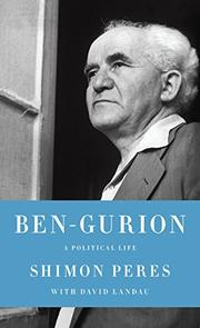 Cover art for BEN-GURION