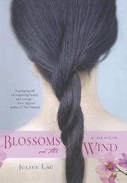 Book Cover for BLOSSOMS ON THE WIND