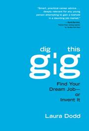 Book Cover for DIG THIS GIG