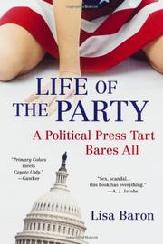 Cover art for LIFE OF THE PARTY