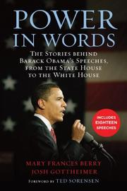 Cover art for POWER IN WORDS
