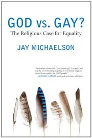 Book Cover for GOD VS. GAY?