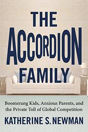 Book Cover for THE ACCORDION FAMILY