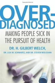 Cover art for OVERDIAGNOSED