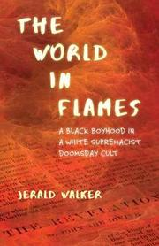 THE WORLD IN FLAMES by Jerald Walker
