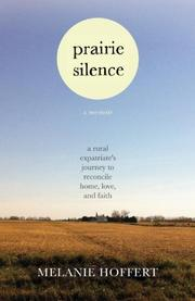Book Cover for PRAIRIE SILENCE