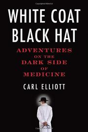 Cover art for WHITE COAT BLACK HAT