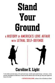 STAND YOUR GROUND by Caroline E. Light
