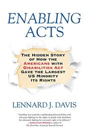 ENABLING ACTS by Lennard J.  Davis
