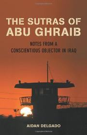Cover art for THE SUTRAS OF ABU GHRAIB