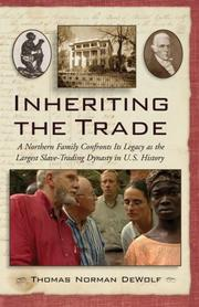 Book Cover for INHERITING THE TRADE