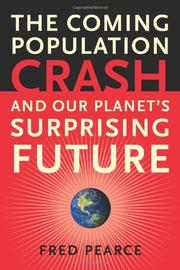 Cover art for THE COMING POPULATION CRASH