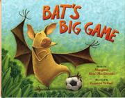 Cover art for BAT'S BIG GAME