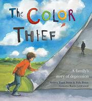 THE COLOR THIEF by Andrew Fusek Peters