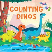 COUNTING DINOS by Eric Pinder