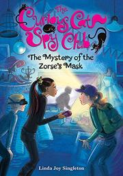 THE MYSTERY OF THE ZORSE'S MASK by Linda Joy Singleton