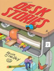 Book Cover for DESK STORIES