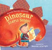 Book Cover for DINOSAUR STARTS SCHOOL