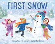 FIRST SNOW by Nancy Viau