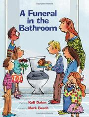 Book Cover for A FUNERAL IN THE BATHROOM
