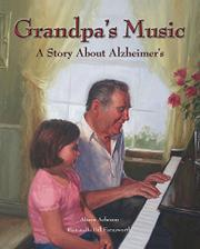 Book Cover for GRANDPA'S MUSIC