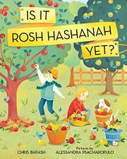 IS IT ROSH HASHANAH YET? by Chris Barash