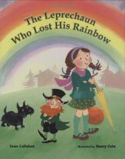 Cover art for THE LEPRECHAUN WHO LOST HIS RAINBOW