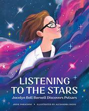 LISTENING TO THE STARS by Jodie Parachini
