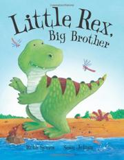 Book Cover for LITTLE REX, BIG BROTHER