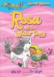 Cover art for ROSA AND THE WATER PONY
