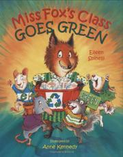 Book Cover for MISS FOX'S CLASS GOES GREEN