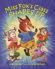Book Cover for MISS FOX'S CLASS SHAPES UP