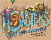 Cover art for MONSTERS