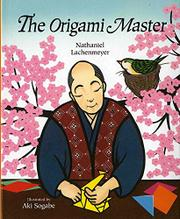 Book Cover for THE ORIGAMI MASTER